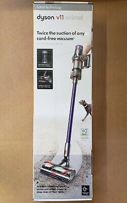 Dyson V11 Animal Cord-Free Vacuum Purple/Nickel (Model 332037-01)