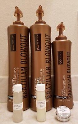 Brazilian Blowout Original Kit - 1ozSolution + 1oz Shampoo + ½ oz Masque (DIY)