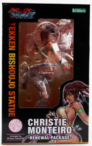 Kotobukiya Bishoujo Tekken Tag Tournament 2 Christie Monteiro Renewal Package