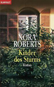 Kinder des Sturms von NORA ROBERTS - Roman - TOP