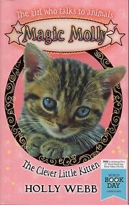 Magic-Molly-The-Clever-Little-Kitten-by-Holly-Webb-World-Book-Day-2012