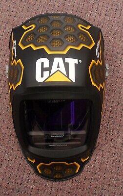 Miller Digital Infinity Clearlight Cat Welding Helmet