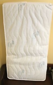 Simmons Thermo Cool Crib Mattress (Excellent condition)