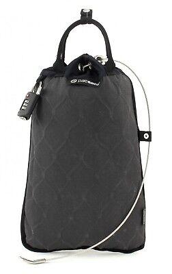 pacsafe Travelsafe 5L GII Portable Safe Tasche Reisetasche Unisex Charcoal Grau
