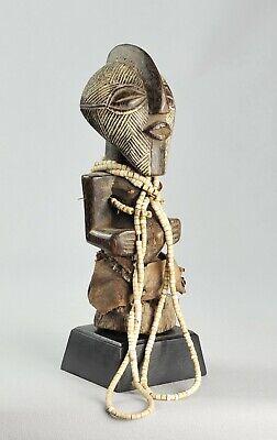 Superbe Fétiche SONGYE statue Congo Fetish African Art Tribal Africain 1137