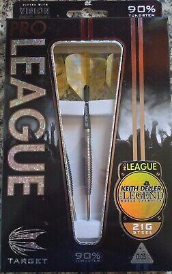 Target Keith Deller 21g Tungsten Darts