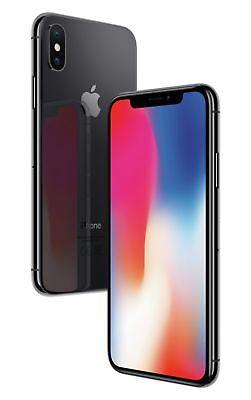 SIM Free Apple iPhone X 5.8 Inch 64GB 12MP Mobile Phone - Space Grey
