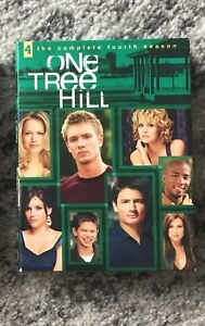 Coffret DVD One Tree Hill saison 4