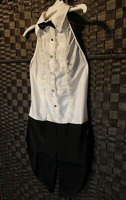 Women's Tuxedo Halloween / Dance - Tuxedo Dance Kostüme