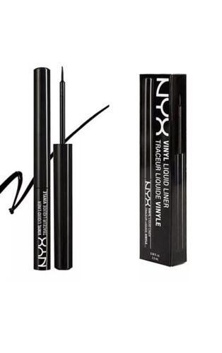 NYX Vinyl Liquid Liner color VLL01 Black New In Box Sealed