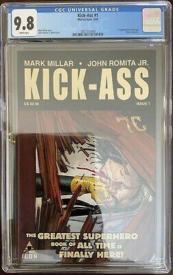 Kick Ass vol.1 #1 CGC 9.8
