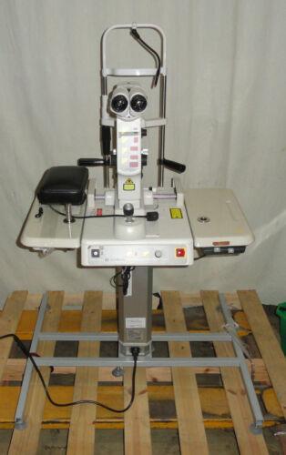 Lumenis Aura PT Ophthalmic YAG Laser System w/ power table