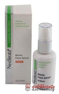 Neostrata Bionic Face Serum 10 Bionic 1oz/30ml New In Box