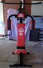 OLDER YORK HOME GYM SET Largs North Port Adelaide Area Preview