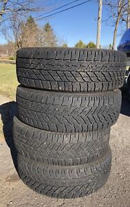 "Goodyear Winter Tires (16"") - Ultragrip 235/55/R16"
