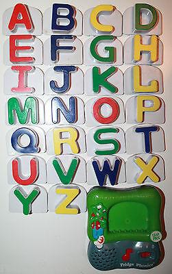 Leap Frog LeapFrog Fridge Phonics Magnetic Large Alphabet Complete Set A to Z