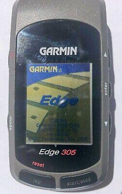 Garmin Edge 305 GPS Cycling Computer