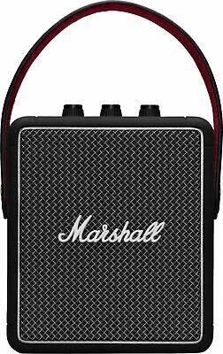 Marshall - Stockwell II Portable Bluetooth Speaker - Black