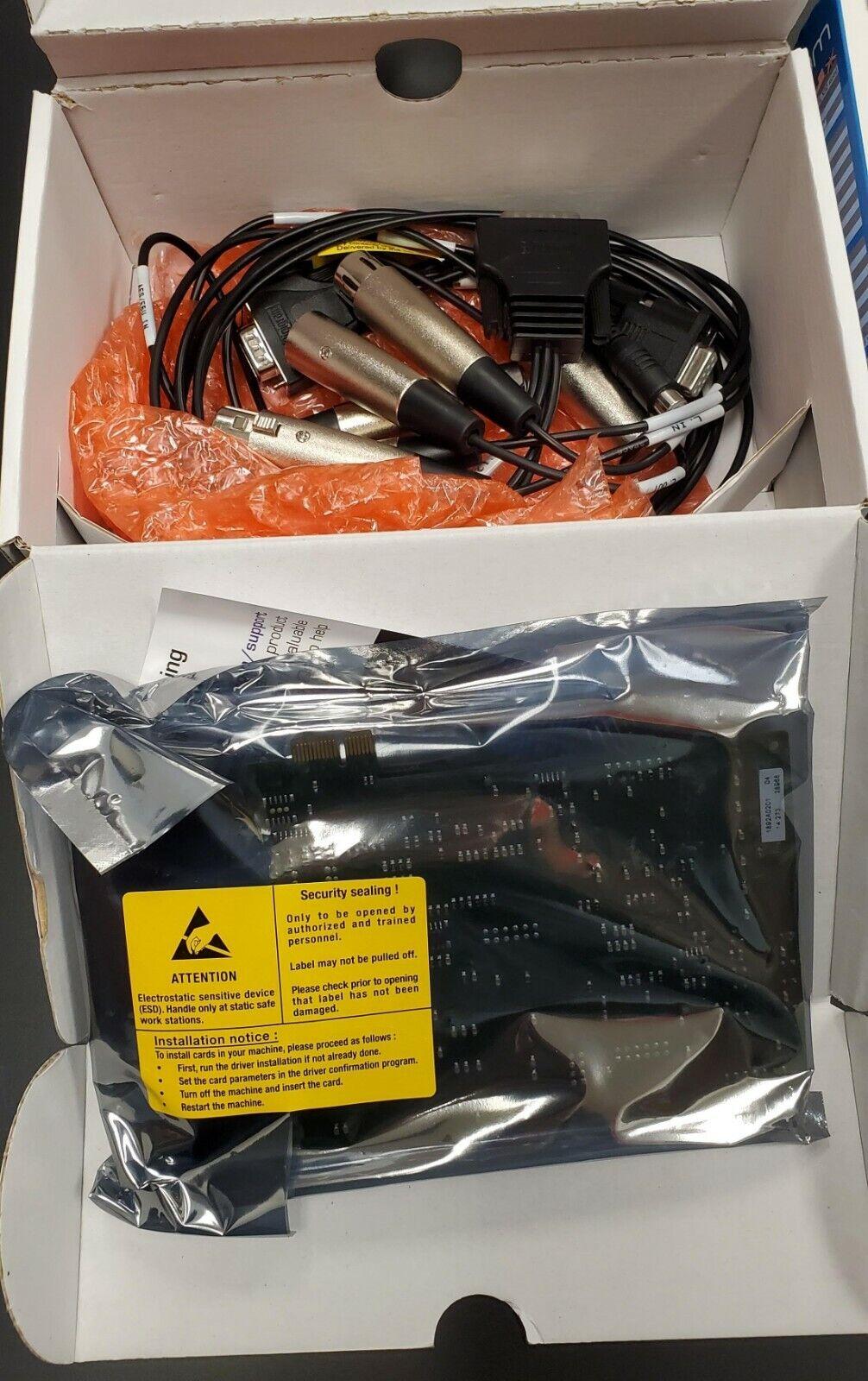 Digigram 222e Professional Stereo Sound Card
