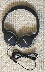 BOSE On-ear foldable headphones. Used once. New condition!