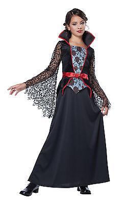 Countess Bloodthorne Vampire Girl Child Costume (Vampire Costumes For Girl)