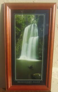Beauchamp Falls print 31cm x 51cm Prospect Prospect Area Preview