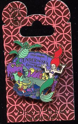 WDW Under the Sea Journey of the Little Mermaid Ariel Disney Pin 92915