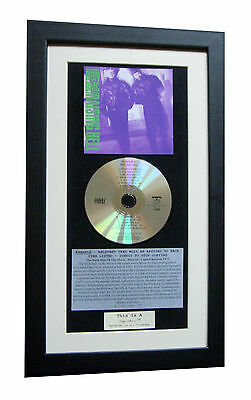 Run Dmc Raising Hell Classic Album Gallery Quality Framed Express Global Ship