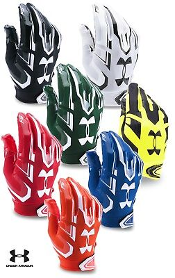 Under Armour Ua F5 Youth Football Gloves  1271185