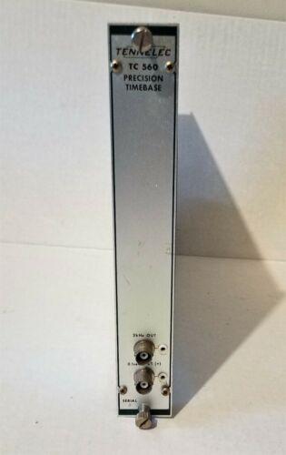 Tennelec TC 560 Precision Time Base