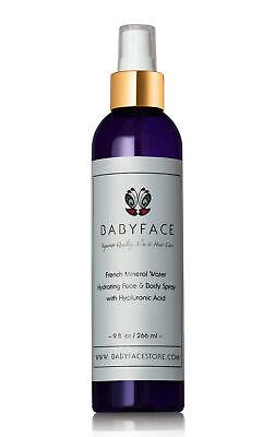 Babyface FRENCH MIST Hydrating HYALURONIC ACID Face & Body S