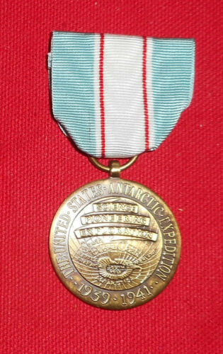 Antarctic Expedition Medal 1939-1941 - FULL SIZE - BRONZE