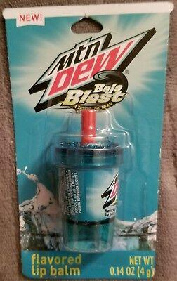 Mountain Balm (Mountain Dew Baja Blast cute Cup shaped lip balm)