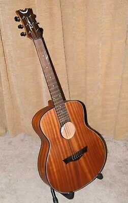 Dean AXS Mini Acoustic Guitar Mahogany
