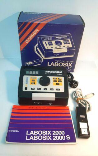 Gossen Labosix 2000S Digital Enlarger Timer Measuring Probe / 220V Tested--K1111