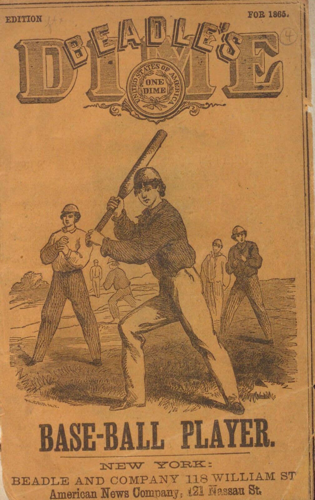 Beadles Dime Baseball Player 17 Issue Collection On DVD Disc