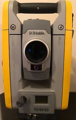 Trimble S6 Dr Plus 2.4ghz 2 Robotic Survey Total Station