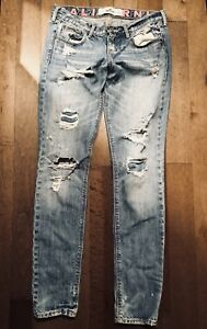 Hollister jeans size 3