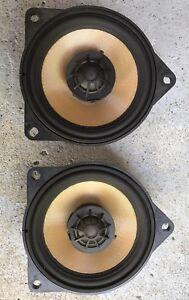 Bmw e90/e92 Hifi speakers rear shelf/centre channel