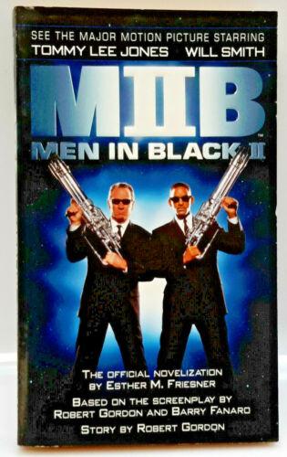 2002 Men In Black II - Movie Adaptation - Paperback UNREAD