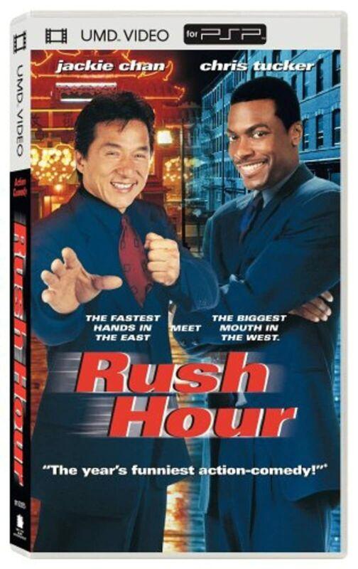 Rush Hour UMD For PSP Brand New 2Z