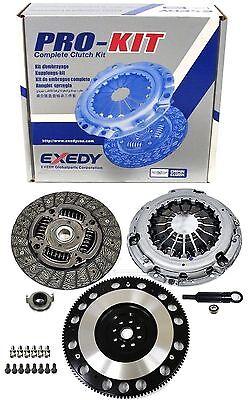 EXEDY CLUTCH PRO-KIT + Grip FLYWHEEL for SUBARU IMPREZA WRX 2.5L TURBO EJ255 - Exedy Subaru Clutch Kit