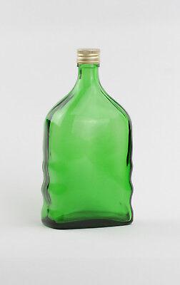 Vidrio Botella Licor de Hierbas Verde 0,7 Ltr.
