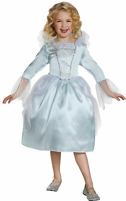 Fairy Godmother Classic Child Costume Disguise 87060 Disney Blue Dress Halloween