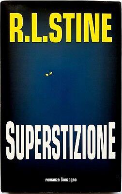 R. L. Stine, Superstizione, Ed. Sonzogno, 1996