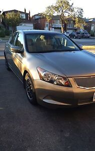 Honda accord 2008 lx for sale