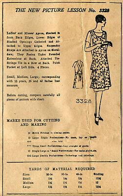 Womens Dress Pattern Flapper Dress Pattern VINTAGE 20s Sewing Pattern B36 McCalls Patterns McCalls 9147 1920s Dress Pattern