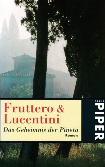 FRUTTERO & LUCENTINI * Das Geheimnis der Pineta (1995)