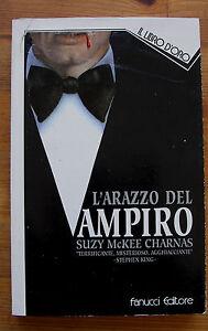 S-McKEE-CHARNAS-L-039-arazzo-del-vampiro-p-e-1993-Fanucci-Libro-d-039-Oror