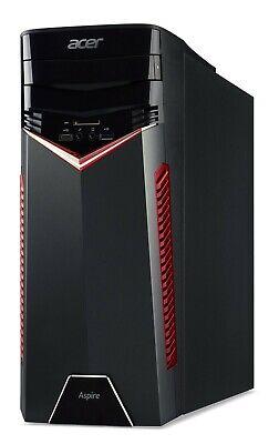 Acer GX-785 Gaming PC i7-7700 8GB 1TB Radeon RX 480 DG.B83AA.002 WiFi DVDRW